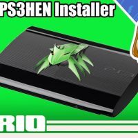 Installing PS3HEN Offline with Auto HEN Installer