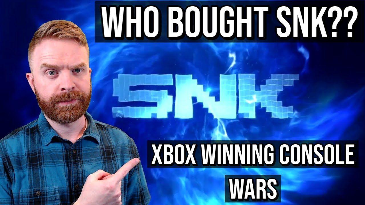 Saudi Arabian Prince buys SNK, Xbox Series S Emulation, PS5 Scalpers