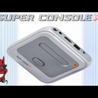 What is the Super Console X ? 😎