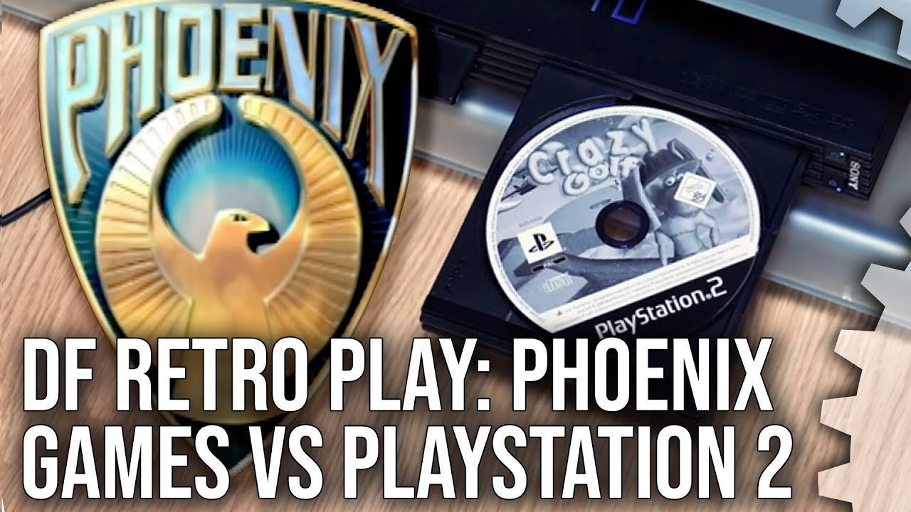 DF Retro Play: Phoenix Games 'Showcase'… The Worst Games on PlayStation 2?