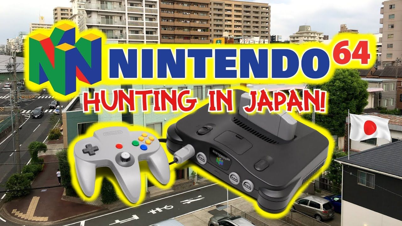 NINTENDO 64 (N64) Special │ RETRO GAME HUNTING in JAPAN │ COMPILATION