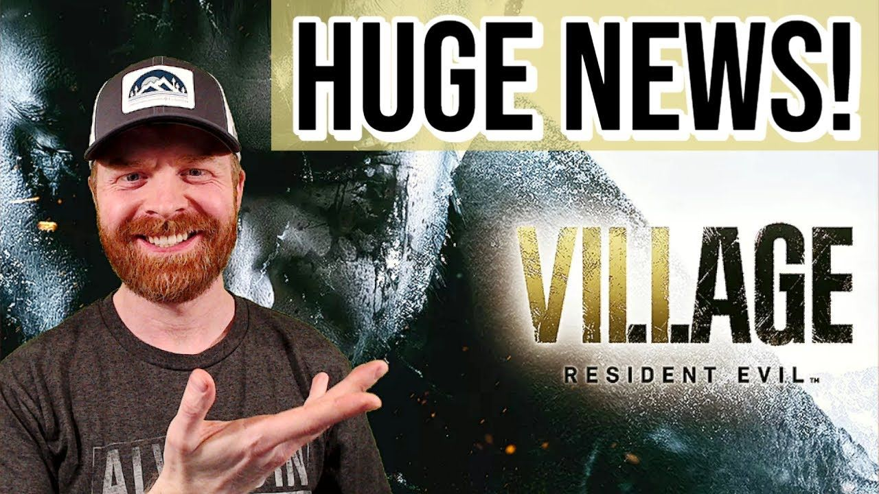 Resident Evil Village Reaction