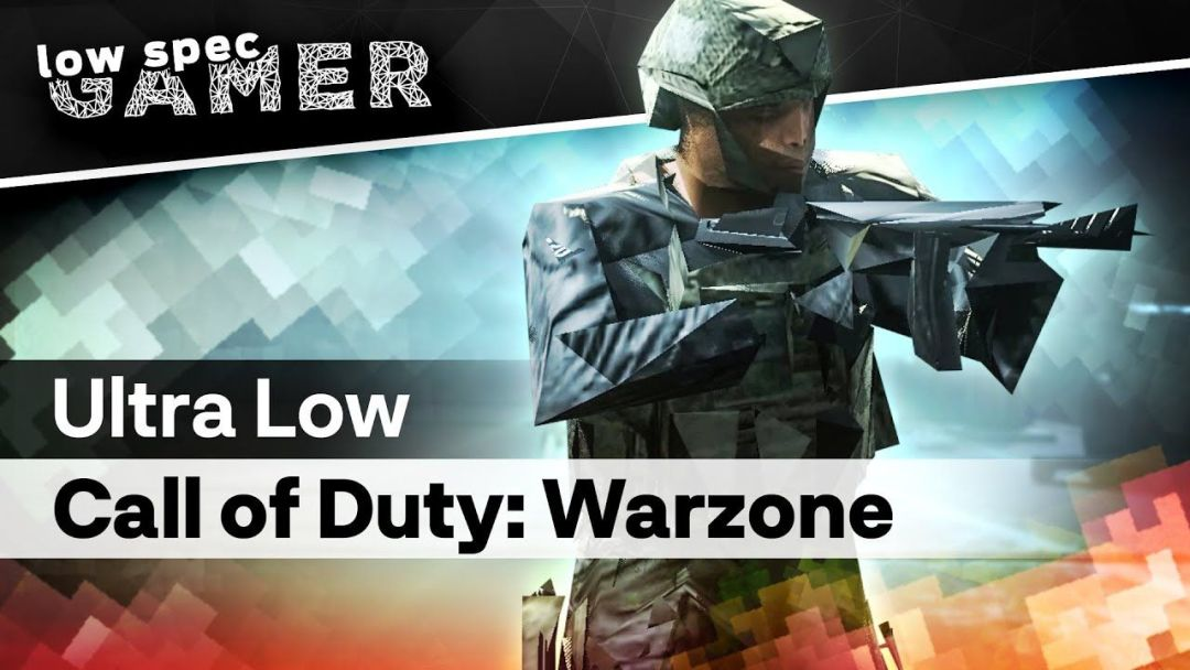Breaking the graphics of COD: Warzone