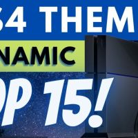 TOP 15 DYNAMIC PS4 THEMES | PS4 6.72 Jailbreak | Themes Collection | Tutorial | Permanent