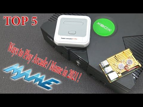 TOP 5 Ways to Play MAME / Arcade in 2021