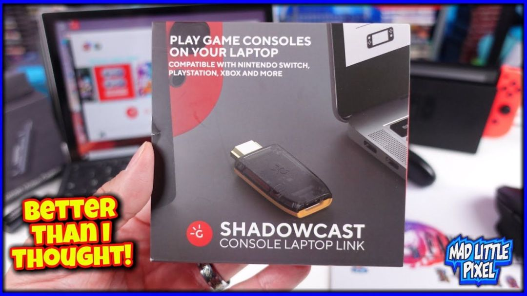 The Genki ShadowCast Review – Play Your Nintendo Switch & Other Consoles On Your Laptop? But Why?