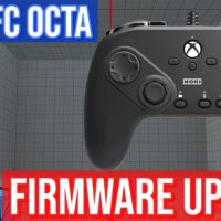 Firmware Update on the Hori Fighting Commander OCTA: DPAD Fix?