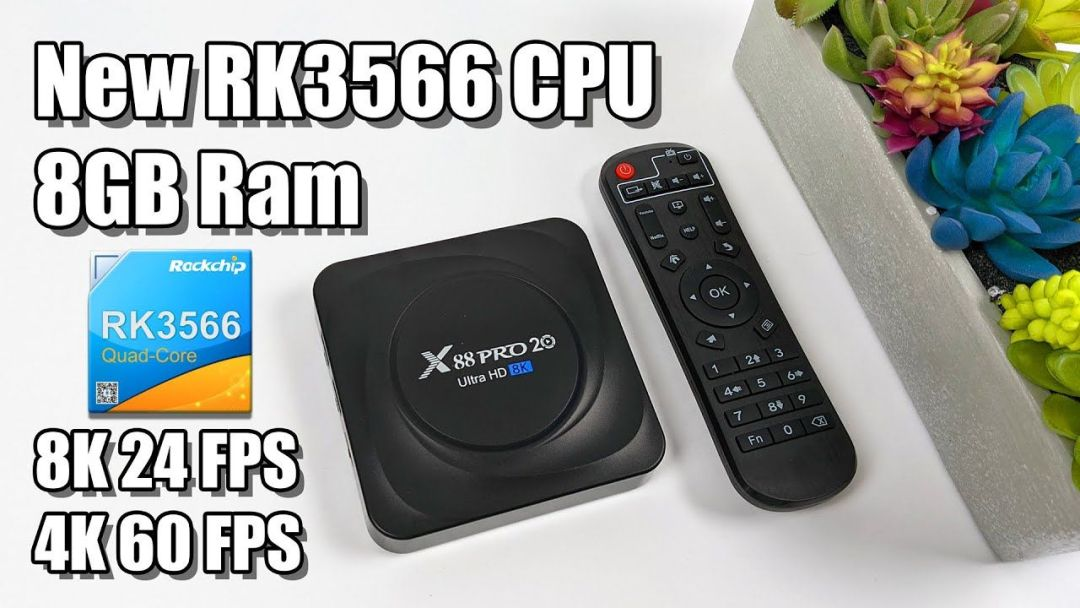 New RK3566 Android Tv Box with 8GB of Ram! The New SOC We Needed?