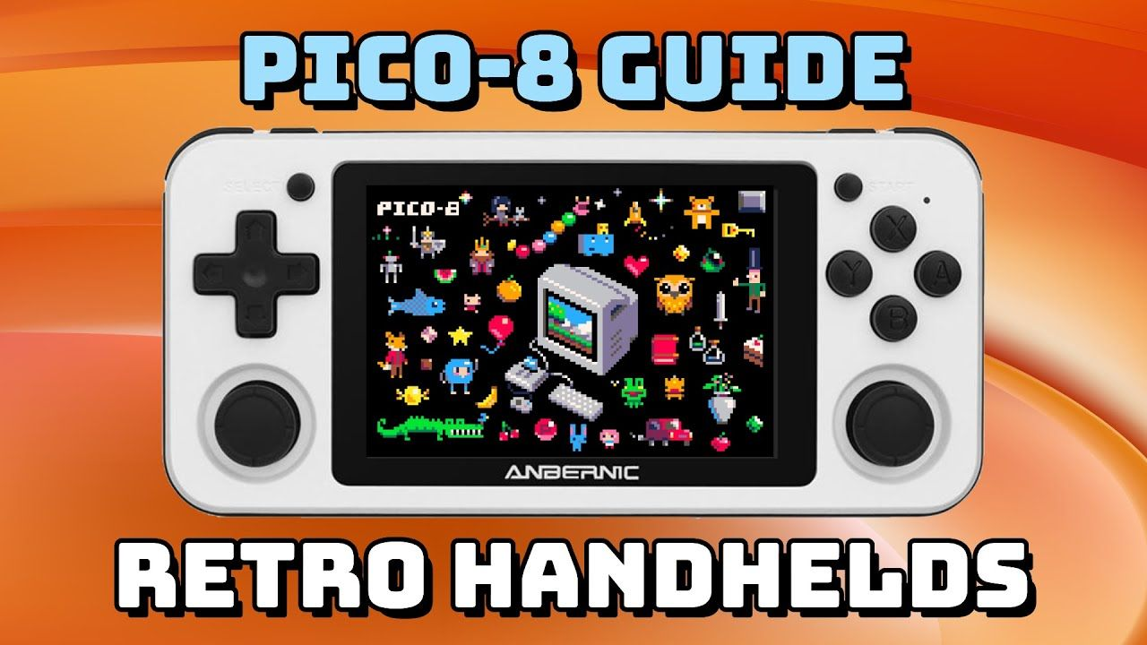 Pico-8 on Retro Handhelds (RG351P/M/V, GameForce, RGB10 Max, and more)