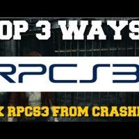 TOP 3 WAYS TO FIX RPCS3 EMULATOR FROM CRASHING SO MUCH! (RPCS3 CRASH FIX)
