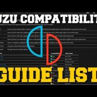 YUZU EMULATOR COMPATIBILITY LIST GUIDE! (WHERE TO FIND FULLY PLAYABLE GAMES FOR YUZU)