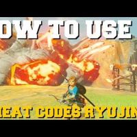 HOW TO USE CHEAT CODES FOR RYUJINX EMULATOR FULL GUIDE!