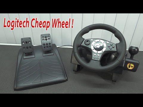 Logitech Driving Force $50,- Pro in 2021 👌 !