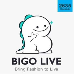 bigo live 2635 diamond direct top up Archives – The Gamers Mall