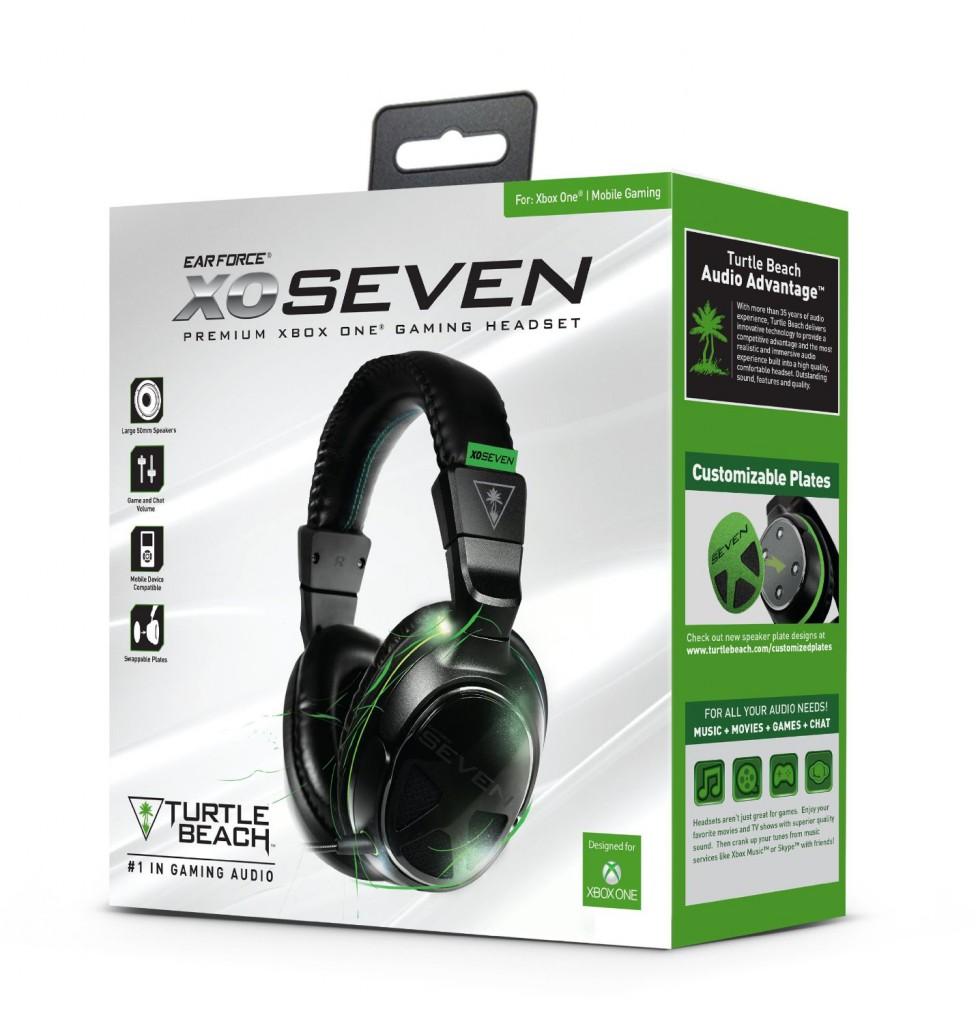TheGamersRoom Turtle Beach Ear Force XO7 Headset Xbox