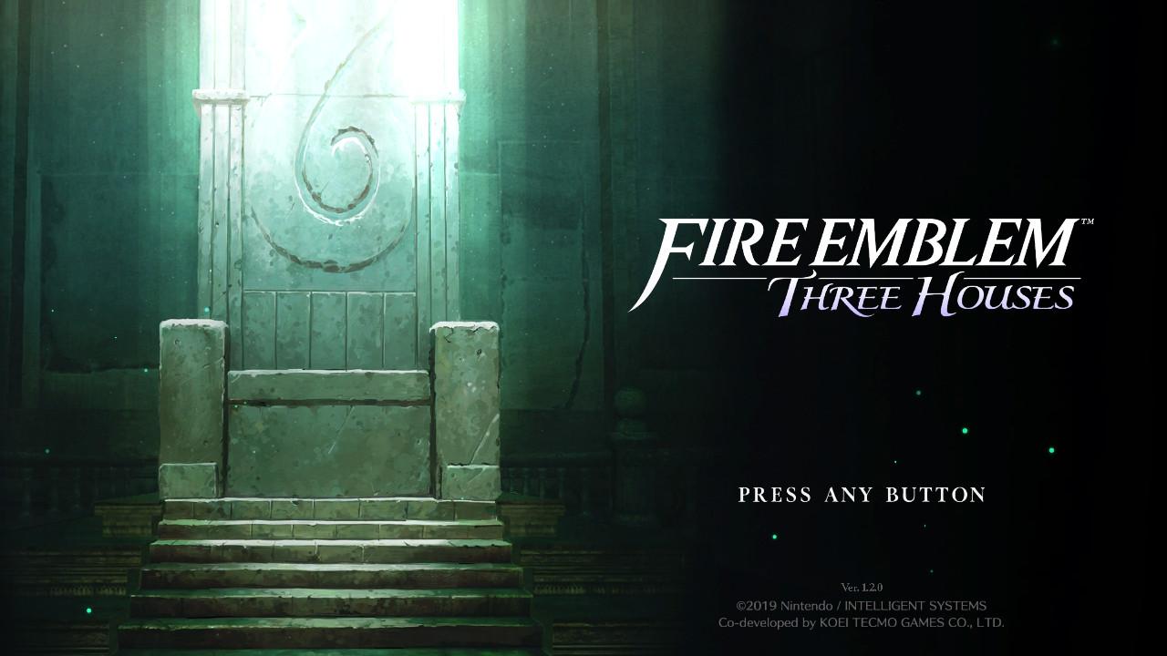 Mini Post #2: Greatest Units in Fire Emblem Three Houses