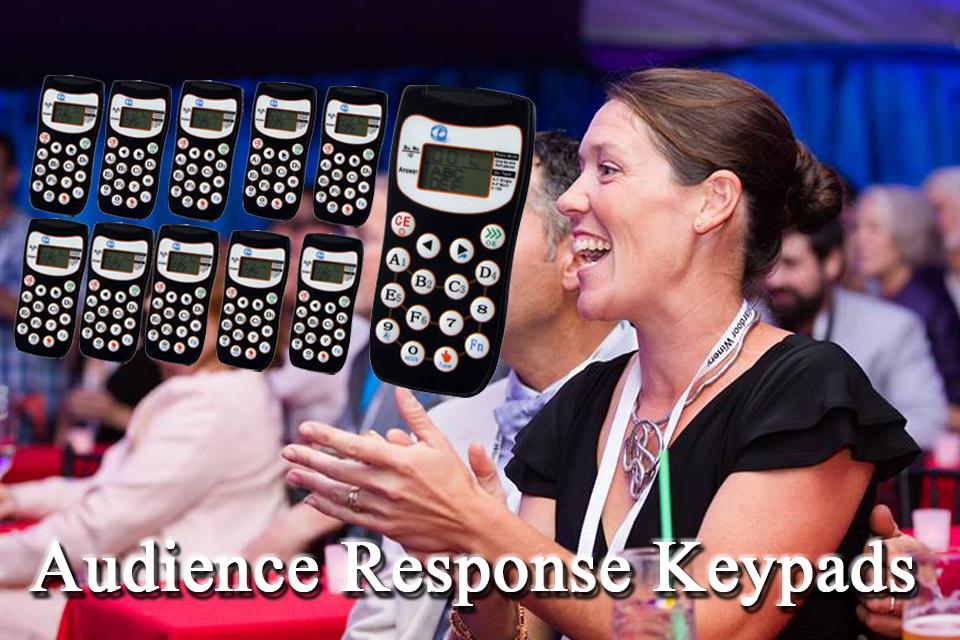 Keypad Trivia Collage