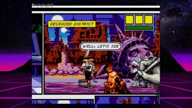 Sega mega drive emulator for mac emulator