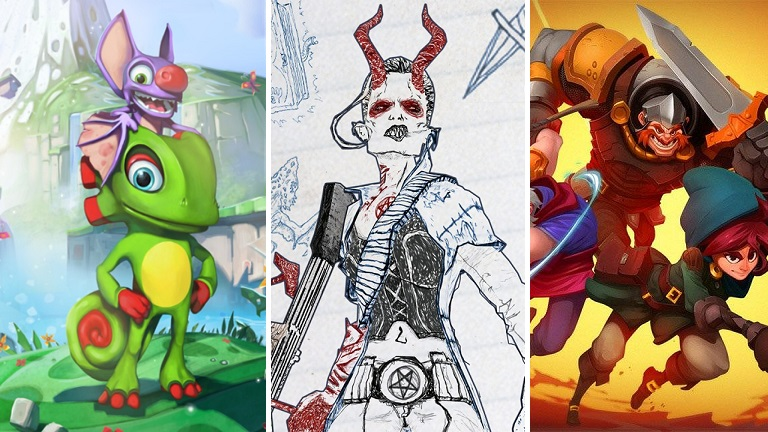 The Gaming Outsider Podcast – Episode 140: Yooka-Laylee, Drawn to Death & Q2 Releases