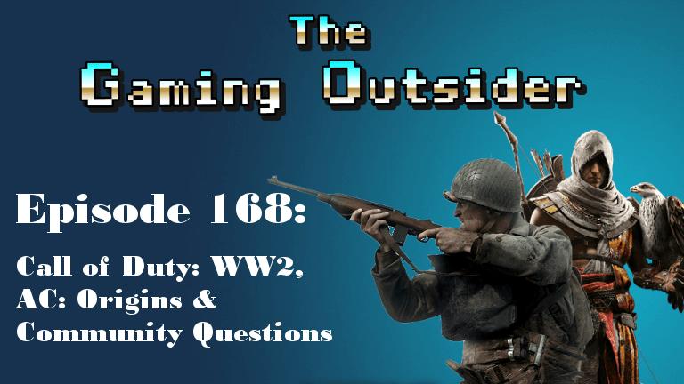 Episode 169 | Call of Duty: WW2, AC: Origins & Community Questions