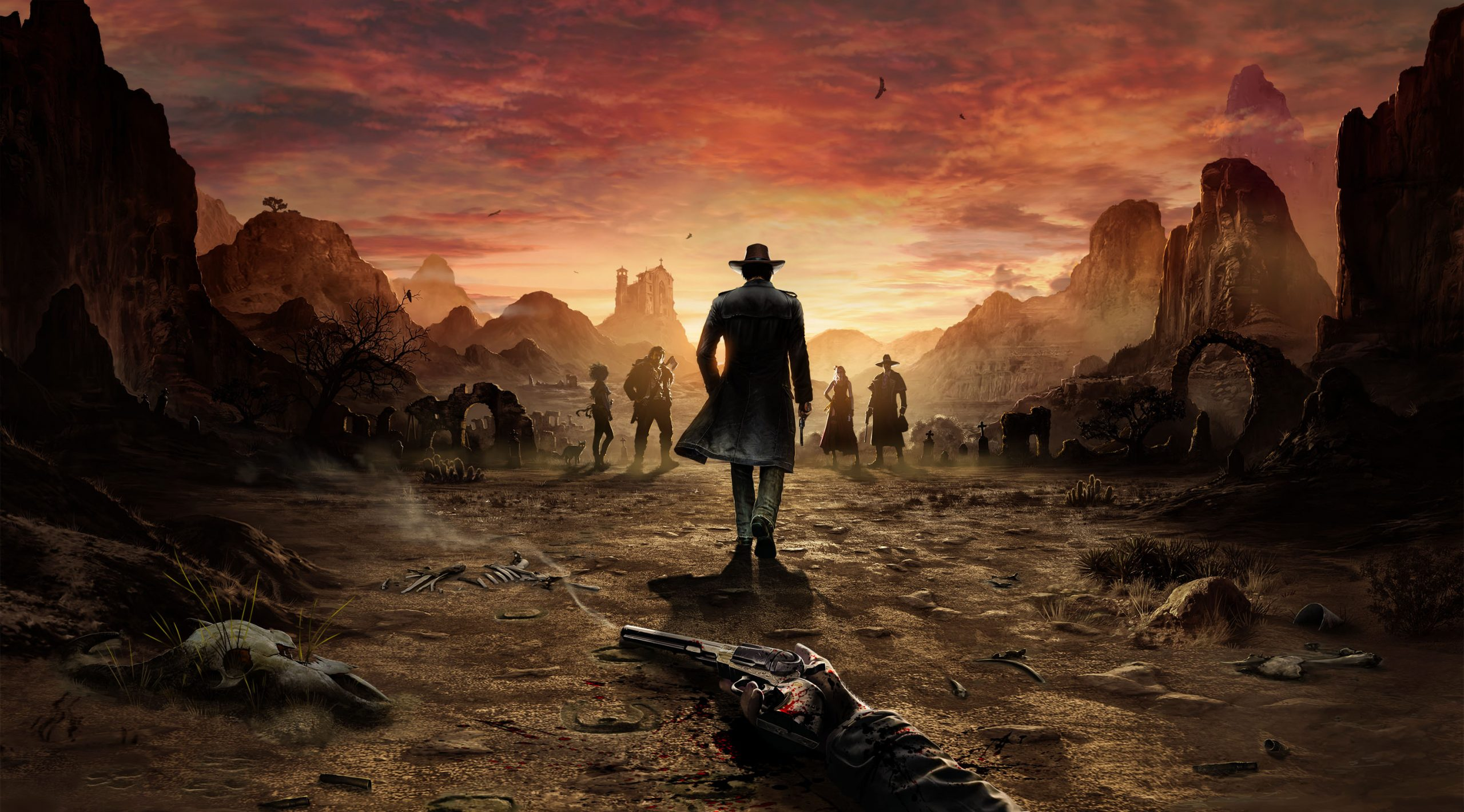 Desperados Iii Pc Review For The Gaming Outsider Podcast