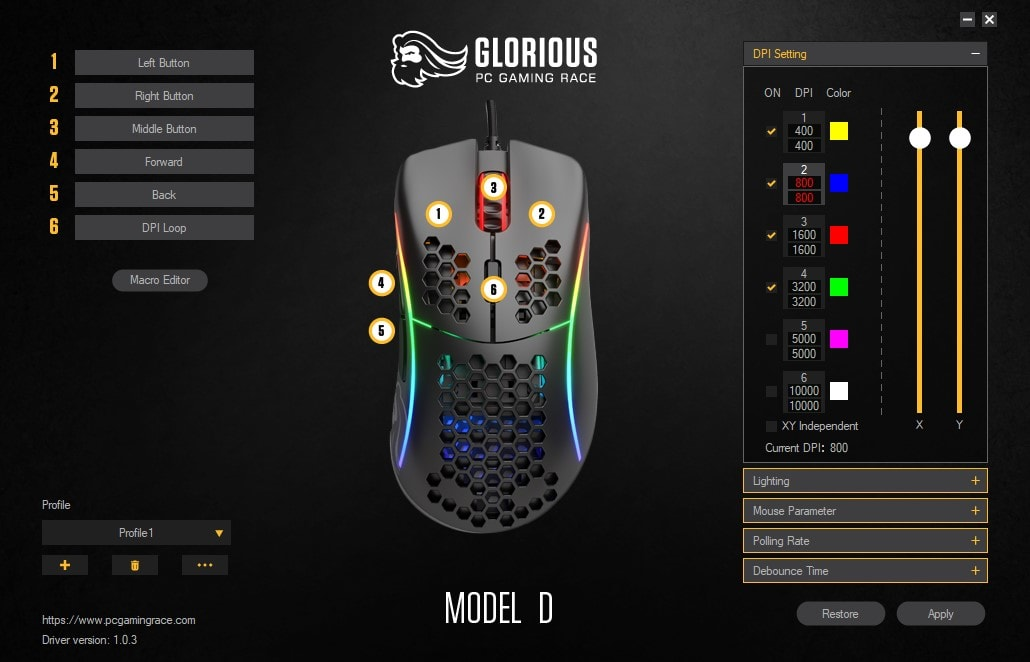 Gamers Discussion Hub Glorious-Model-D-Software Build Muscle Memory: Develop Muscle Memory Quickly in Games