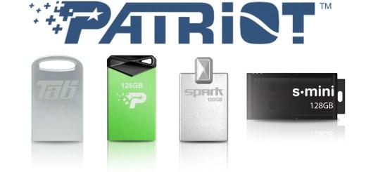 Patriot Memory Compact Flash Drives