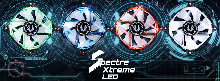 Bitfenix Spectre Xtreme Led