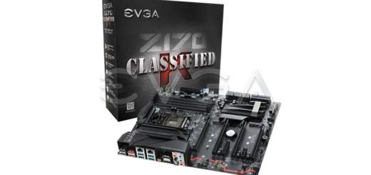 EVGA Z170 Classified K