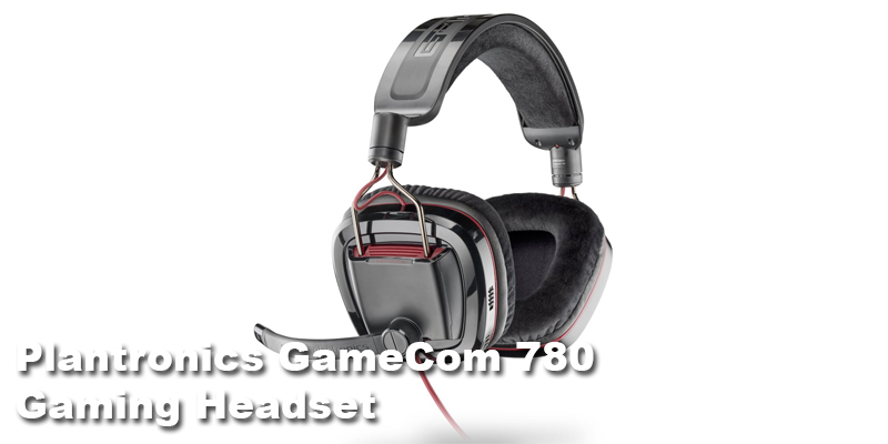 Plantronics GameCom 780 Gaming Headset
