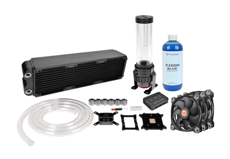 Thermaltake Pacific RL360 Water Cooling Kit