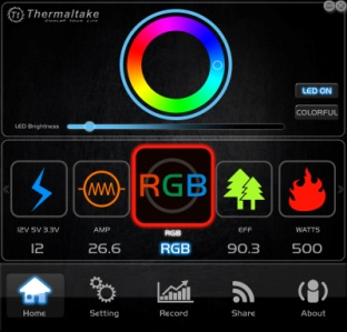 Thermaltake Toughpower DPS G RGB 1250W Titanium (4)