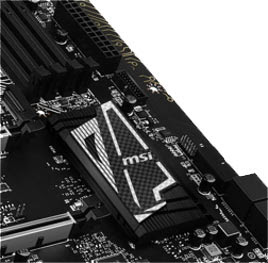 Z170A GAMING PRO CARBON Edition