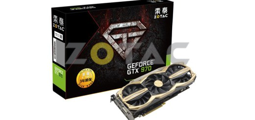 ZOTAC GTX 970 Anniversary Edition