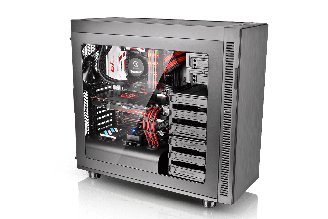 Thermaltake Suppressor F31 Power Cover Edition Mid-Tower Chassis
