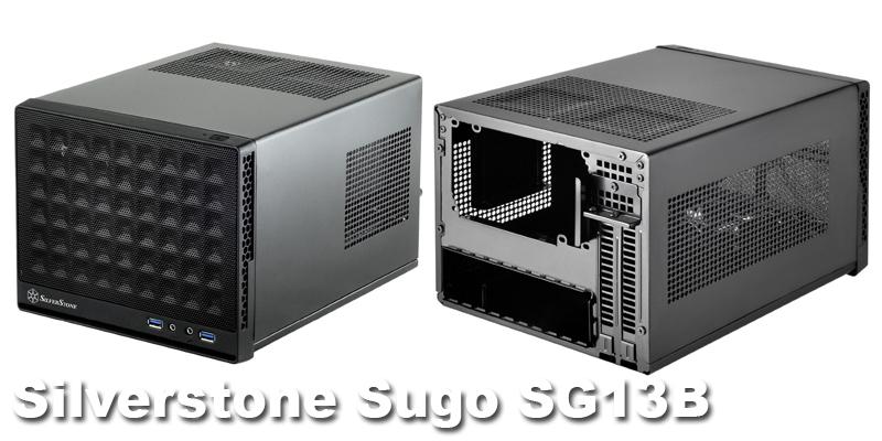 Silverstone Sugo SG13B