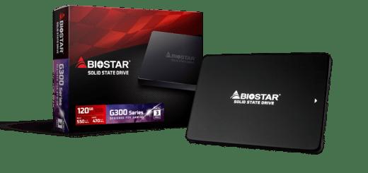 Biostar G300 SSD