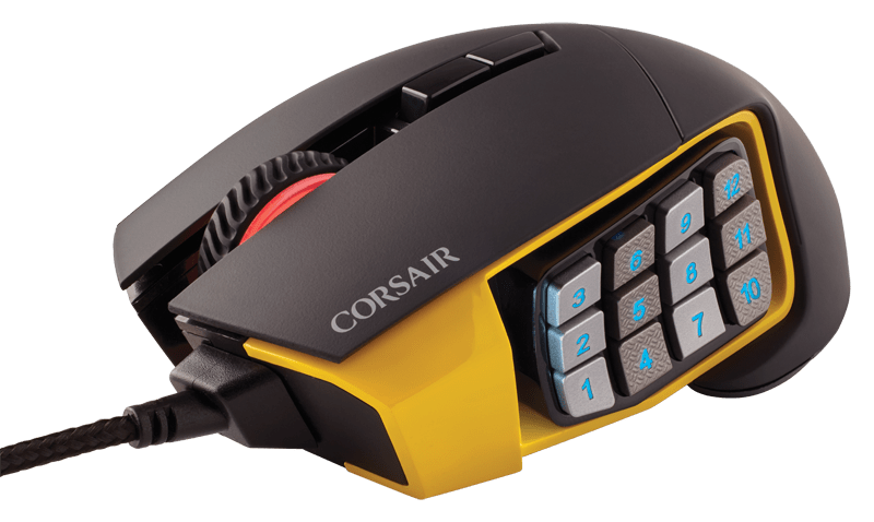 Corsair Katar Gaming Mouse Review ~ Computers And Extra