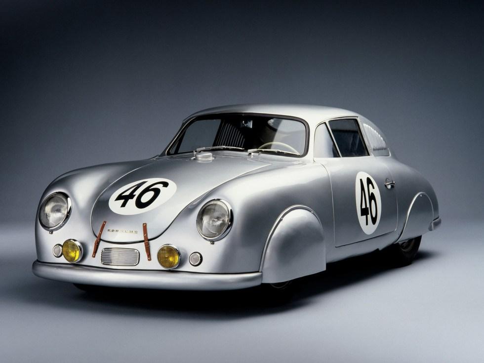 1951 Porsche 356 Light Metal Coupe