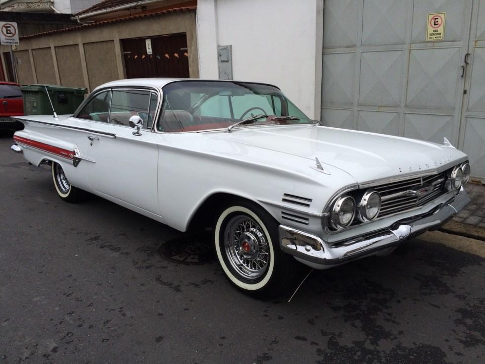 1960 Impala Coupe