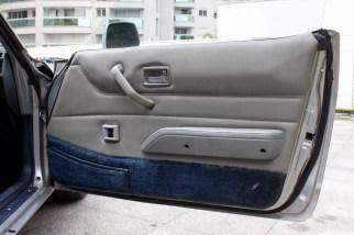 1980 Nissan Datsun 280ZX lateral de porta