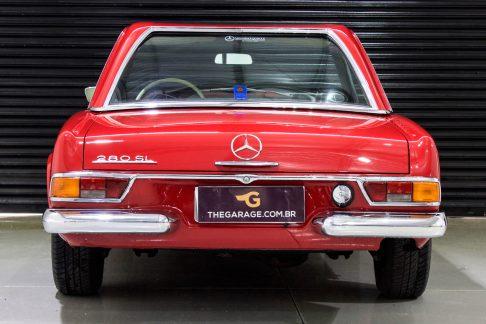 1970 Mercedes Benz 280SL Pagoda