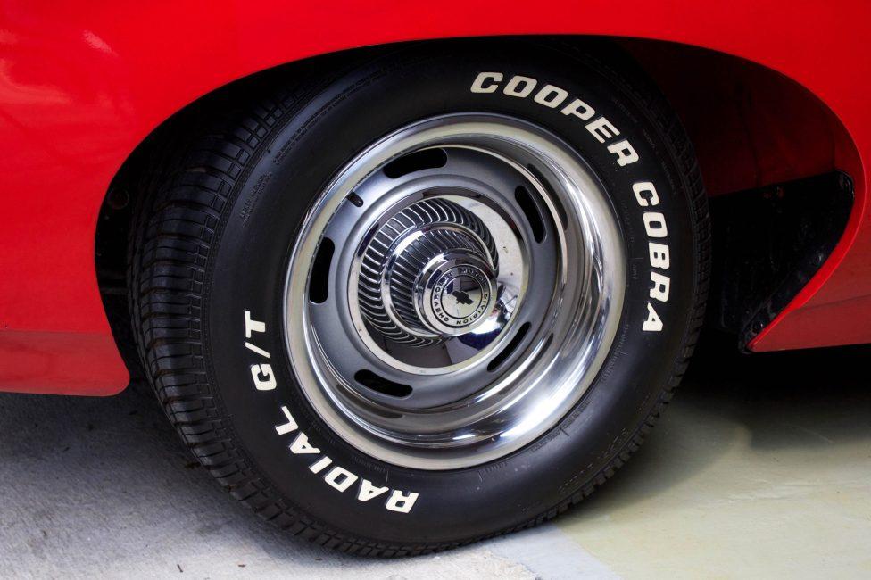 1969 Chevrolet Impala Coupé