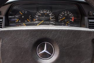 1985 Mercedes Benz 2.3 16V Cosworth