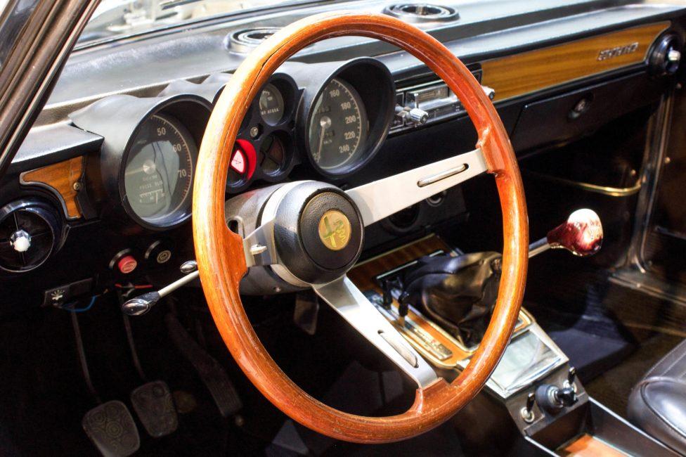 1972 Alfa 1972 Alfa Romeu 2000 GTV