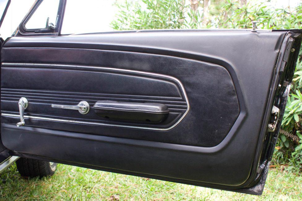 1967 Mustang Hard Top