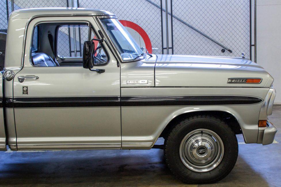 1980 Ford F-100 Pneu