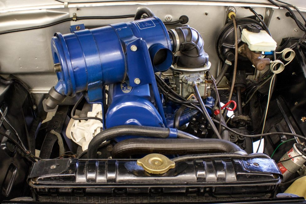 1980 Ford F-100 motor