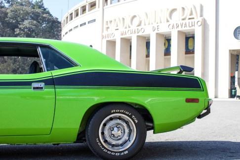 1973 Plymouth Barracuda a venda