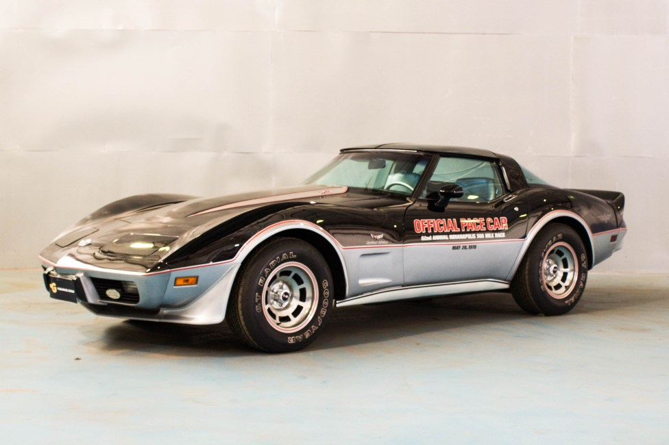 1978 Corvette Stingray Official Pace Car A venda